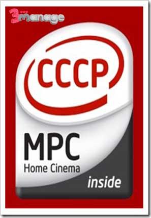 نمایش تمامی فایل های تصویری با  CCCP Codec