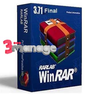 فشرده سازی سریع فایل های شما با WinRAR 3.71